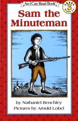 Sam the Minuteman B1308