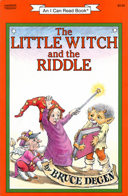 Little Witch and the Riddle, Degen B1431