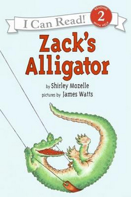 ZACK'S ALLIGATOR, Moselle B1953