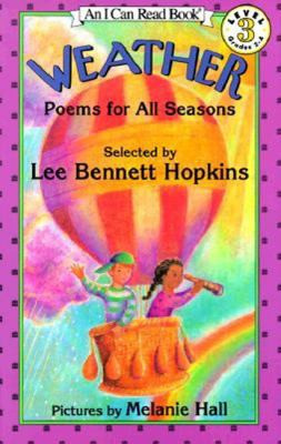 WEATHER- POEMS FOR ALL SEASONS B2263