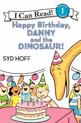 HAPPY BIRTHDAY, DANNY & DINOSAUR B3282