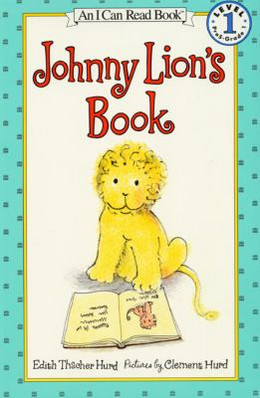 JOHNNY LION'S BOOK, Hurd B0799