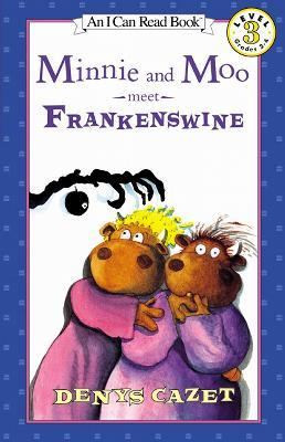 Minnie and Moo Meet Frankenswine B1567