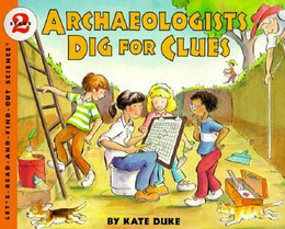 ARCHAEOLOGISTS DIG FOR CLUES, Duke B2757