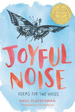Joyful Noise : Poems for Two Voices B0878