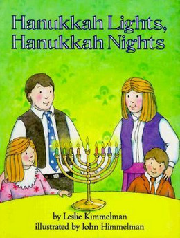 Hanukkah Lights, Hanukkah Nights B1396