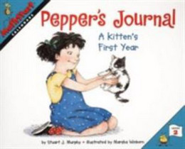 Pepper's Journal : A Kitten's First Year B3374