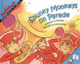 Spunky Monkeys on Parade B3375