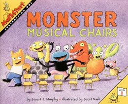 Monster Musical Chairs B3367