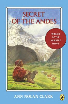 Secret of the Andes B2777