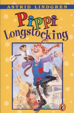 Pippi Longstocking B0563