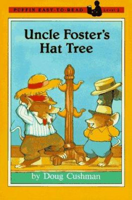 Uncle Foster's Hat Tree B3115