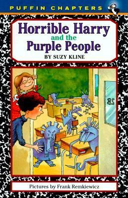 Horrible Harry and the Purple People B3541