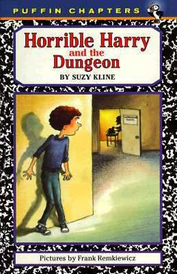Horrible Harry and the Dungeon B3538