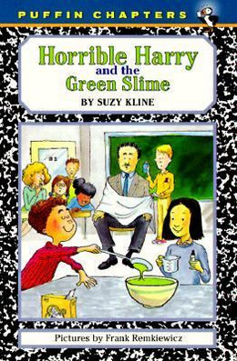 Horrible Harry and the Green Slime B3534
