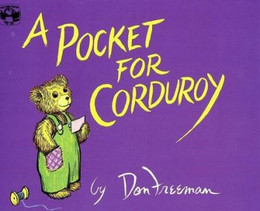 Pocket for Corduroy B1447