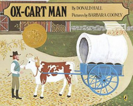 Ox-Cart Man B0646