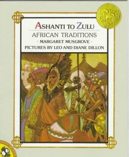 Ashanti to Zulu : African Traditions B0648