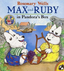 Max and Ruby in Pandora's Box B3427