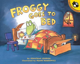 Froggy Goes to Bed B8450
