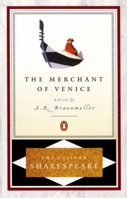 MERCHANT OF VENICE/ Penguin edition B2683