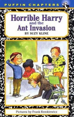 Horrible Harry and the Ant Invasion B3537