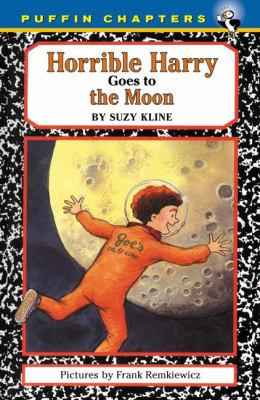 Horrible Harry Goes to the Moon B3542