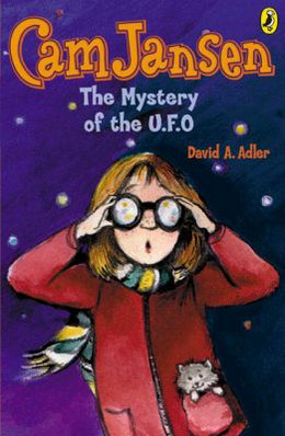 CAM JANSEN AND THE MYSTERY OF THE UFO, Adler B0460