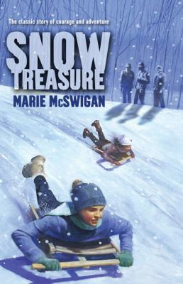 Snow Treasure B1072
