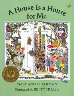 HOUSE IS A HOUSE FOR ME, Hoberman B0044