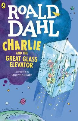 Charlie and the Great Glass Elevator B0133