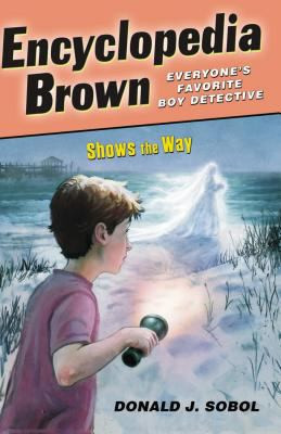 Encyclopedia Brown Shows the Way B0456
