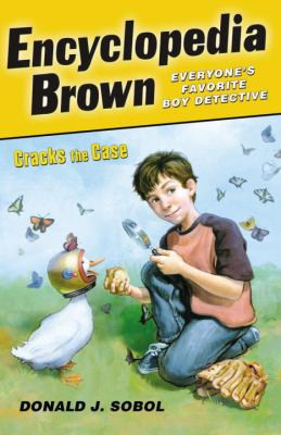 Encyclopedia Brown Cracks the Case B1388