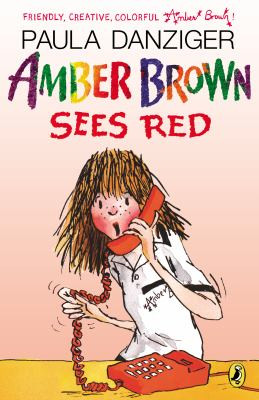 Amber Brown Sees Red B1010