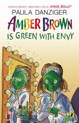 Amber Brown Is Green with Envy B7786
