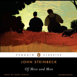 Of Mice and Men (Audio Book on CD) CD0075
