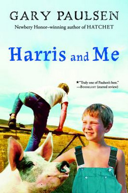 HARRIS AND ME: A SUMMER REMEMBERED, Paulsen B0187