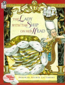 Lady with the Ship on Her Head B1766