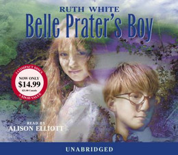 Belle Prater's Boy (Audio Book on CD) CD3122W