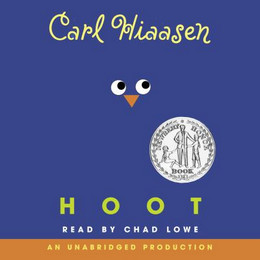 Hoot (Audio Book on CD) CD2365