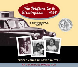 Watsons Go to Birmingham 1963 (Audio Book on CD) CD2935W