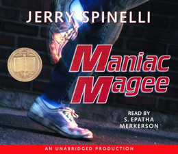 Maniac Magee (Audio Book on CD) CD1409
