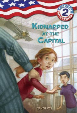 Kidnapped at the Capital B3570