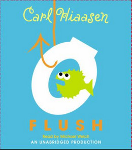 Flush (Audio Book on CD) CD3797W