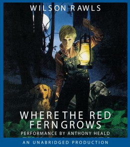 Where the Red Fern Grows (Audio Book on CD) CD0114