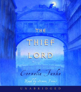 Thief Lord (Audio Book on CD) CD3645