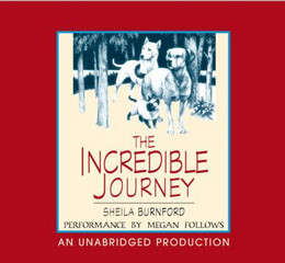 Incredible Journey (Audio Book on CD) CD0048