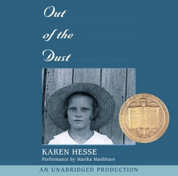 Out of the Dust (Audio Book on CD) CD3124