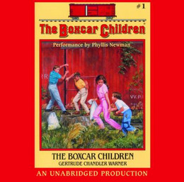 Boxcar Children (Audio Book on CD) CD0378