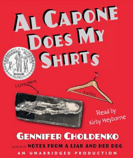 Al Capone Does My Shirts (Audio Book on CD) CD3762